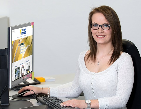Employee of Villforth Siebtechnik GmbH